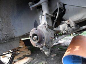 Замена ступичного подшипника ВАЗ-2114