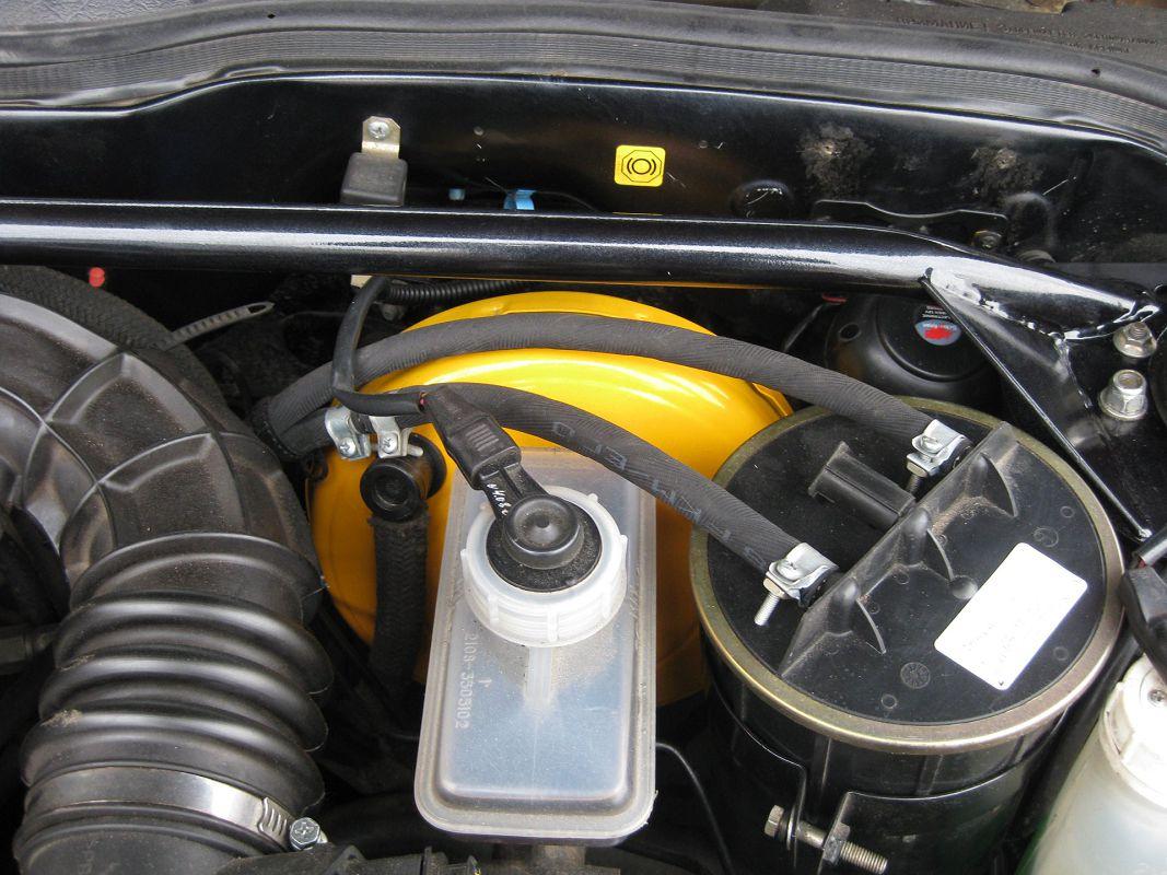 Ремонт вакуумного усилителя тормозов 2114 своими руками фото 344