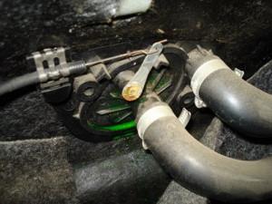 Замена крана печки ВАЗ-2115