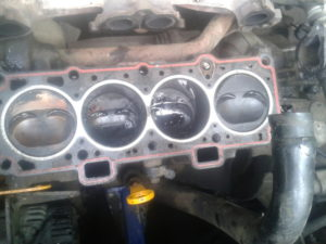 Мигает чек и троит двигатель ВАЗ-2114