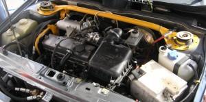 Двигатель ВАЗ-2114 инжектор 8 клапанов