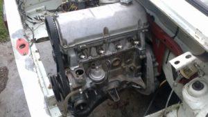 Двигатель ВАЗ-2105 с ремнем ГРМ