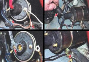Проверить катушку зажигания ВАЗ-2106