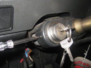 Замена зажигания на ВАЗ-2107
