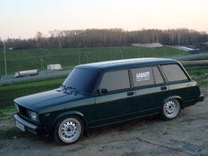 Тюнинг ВАЗ-2104