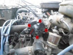Порядок зажигания ВАЗ-2109