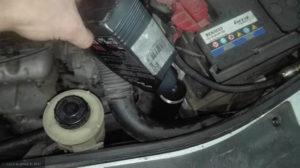 Бензин заливать в Ладу Ларгус