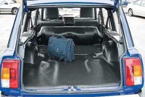 Багажник ВАЗ-2104