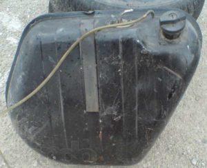 Объем бензобака ВАЗ-2107