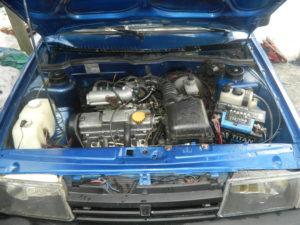 Двигатель ВАЗ-2109