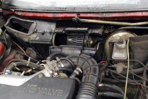 Печка ВАЗ-2112 16 клапанов