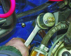 Пропало давление масла ВАЗ-2106