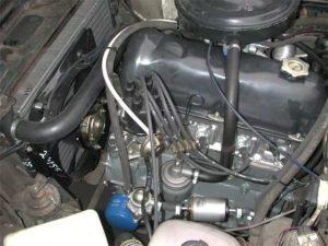 Троит двигатель ВАЗ-2107