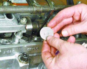 Регулировка клапанов на ВАЗ-2109