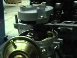 Регулировка клапанов ВАЗ-2103