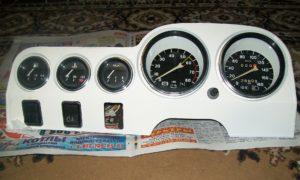 Тюнинг панели приборов ВАЗ-2106