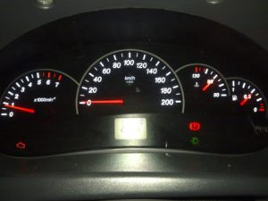 Температура двигателя Лады Приора