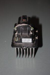 Замена резистора печки Лада Приора с кондиционером и без