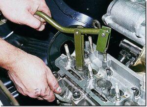 Как делается замена сальников клапанов ВАЗ-2109