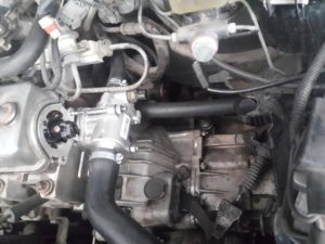Как установить термостат от Гранты на ВАЗ-2109
