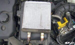 радиатор на Ладе Приора