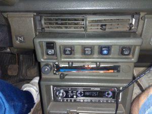 печки автомобиля ВАЗ-2109