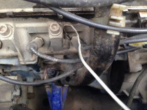 замена термостата ВАЗ-2109
