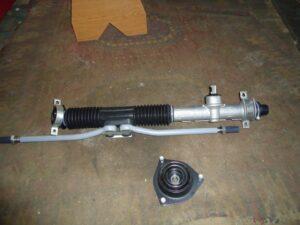 Самостоятельная замена рулевой рейки ВАЗ-2109