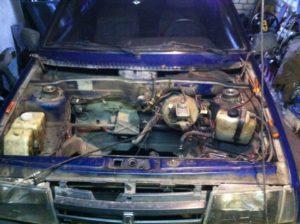 характеристики двигателя ВАЗ 2109