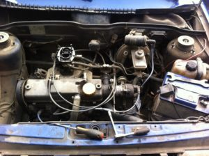 Технические характеристики двигателя ВАЗ 2109 карбюратор