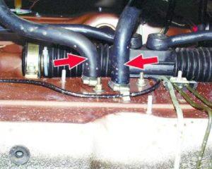 принцип работы системы охлаждения ВАЗ-2109