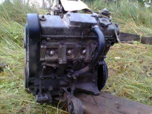 снять двигатель ВАЗ-2109