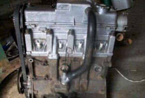 Как самому снять двигатель ВАЗ-2109 (карбюратор, инжектор)