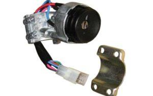 Схема и неисправности контактной группы замка зажигания ВАЗ-2109