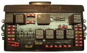 Где находится блок предохранителей ВАЗ-21099 карбюратор и его схема