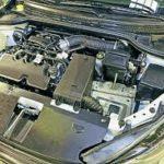 двигатель на Лада Веста