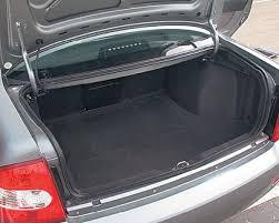 Какой объем багажника на ВАЗ-2110