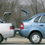 объем багажника на ВАЗ-2110