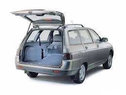 Какой объем багажника на ВАЗ