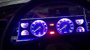 Как делается подсветка салона ВАЗ-2107