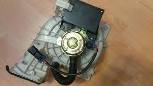 Как правильно снять вентилятор печки ВАЗ-2109