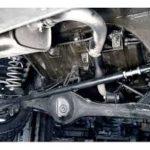 Как устроена задняя подвеска Нива Шевроле и монтаж