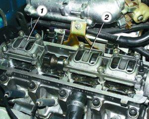 Пошаговая замена маслосъемных колпачков ВАЗ-2110