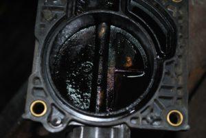 Чистка дроссельной заслонки ВАЗ-2110