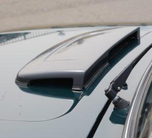 Установить воздухозаборник на капот на ВАЗ-2107