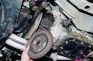 Буксует сцепление на ВАЗ 2107