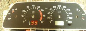 Почему горит чек двигателя ваз 2110