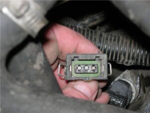датчика скорости ВАЗ-2110 на 8 и 16 клапанов