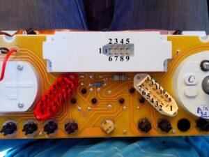 Подключение тахометра на ВАЗ-2109