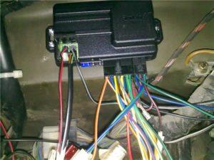 Установка сигнализации ВАЗ-2109